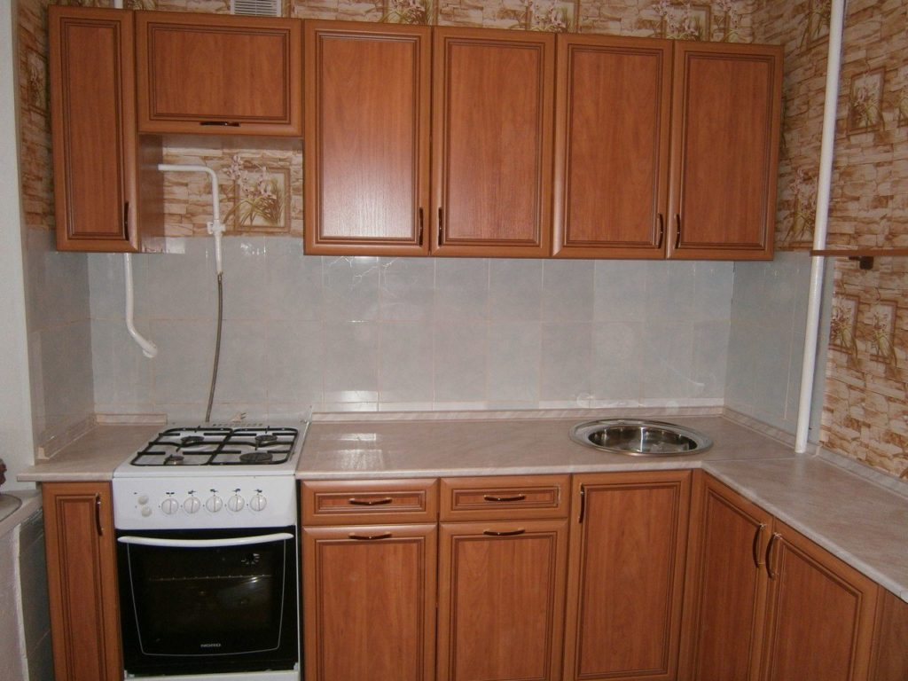 Готовая мебель для кухни