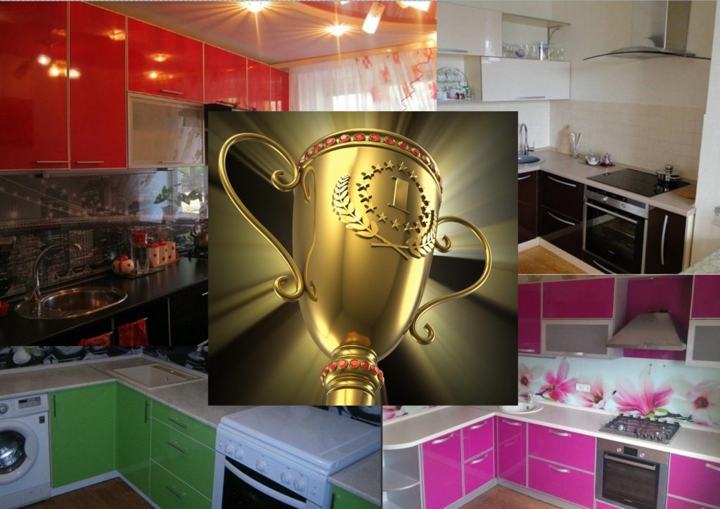 Лидеры производства кухонь ЛНР