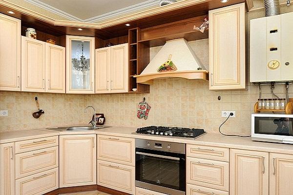 Кухня под старину ЛНР