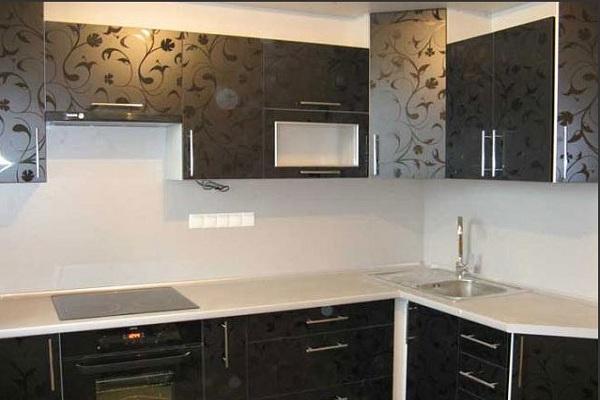 Кухня с текстурой Луганск