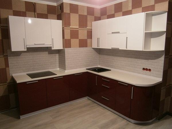 Кухня коричневая Луганск