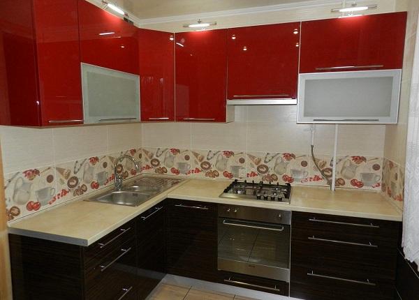Красная кухня Красный Луч