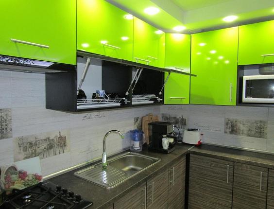 ЛНР зеленая кухня
