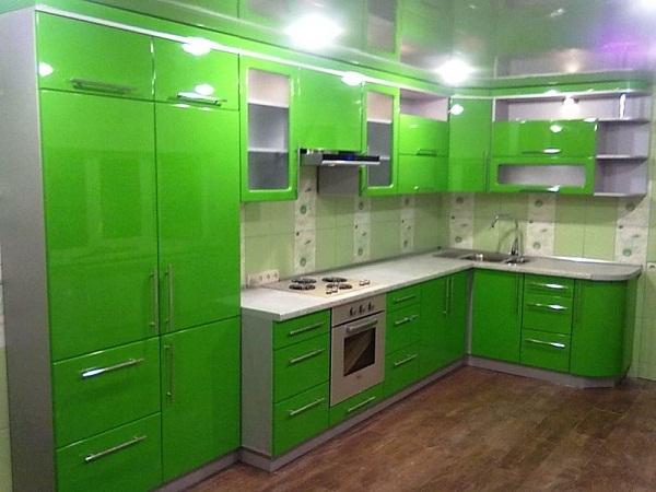 Зеленая кухня в Луганске