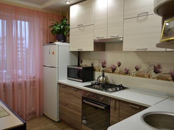 Белая мебель для кухни цена