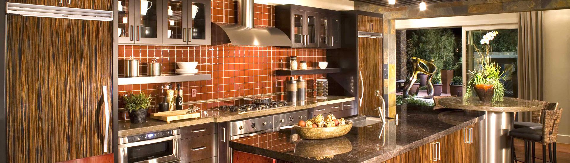 Кухня в Луганске под металл