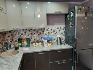 Кухня под металл