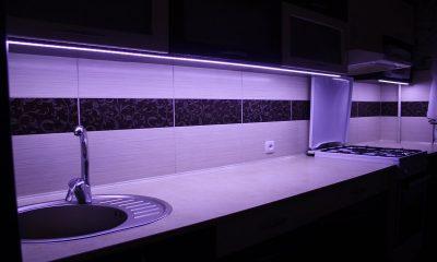 Подсветка кухни ЛНР